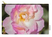 Raindrops On Rose Petals Carry-all Pouch