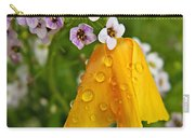Rained Upon Carry-all Pouch