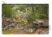 Rainforest Rock Slide Carry-all Pouch