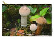 Rainforest 'shrooms Carry-all Pouch