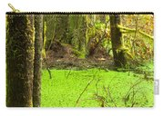 Rainforest Wetland Wildernis Of West Coast Bc Carry-all Pouch