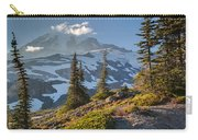Rainier From Paradise Glacier Carry-all Pouch