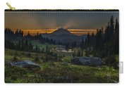 Rainier Sunset Basin Carry-all Pouch