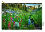 Rainier Wildflower Creek Carry-all Pouch