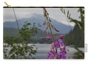 Rainy Day Fireweed Carry-all Pouch