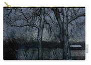 Rainy Days And Mondays- Feature-barns Big And Small-visions Of The Night-photography And Textures Carry-all Pouch