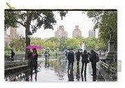 Rainy Washington Park  Carry-all Pouch