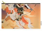 Rakujitsu Carry-all Pouch by Haruyo Morita