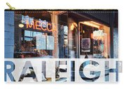 Raleigh At The Mecca Carry-all Pouch