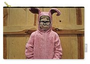 Ralphie Of A Christmas Story Carry-all Pouch