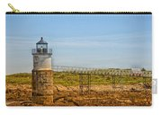 Ram Island Lighthouse Carry-all Pouch