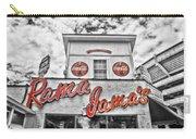 Rama Jama's Carry-all Pouch by Scott Pellegrin
