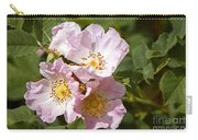 Rambling Rose 3 Carry-all Pouch
