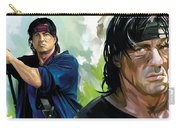 Rambo Artwork Carry-all Pouch