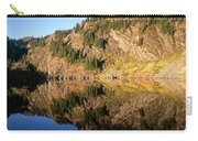 Rampart Ridge In Rachael Lake Carry-all Pouch