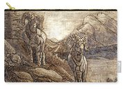 Rams Relief Carry-all Pouch