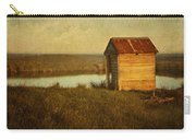 Ramshackle Carry-all Pouch by Amy Weiss