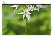 Ramsons Wild Garlic Allium Ursinum Carry-all Pouch