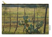 Ranch Cactus Carry-all Pouch