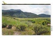 Rancho Sierra Vista Satwiwa Mountains II Carry-all Pouch