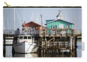 Randys Whale Watching And Fishing Trips Carry-all Pouch