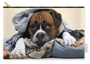 Ranger Danger Fresh Carry-all Pouch by Stephanie McDowell