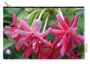 Rangoon Creeper Flower Carry-all Pouch