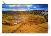 Ranu Kau Crater Lake Carry-all Pouch