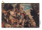 Rape Of Europa Carry-all Pouch