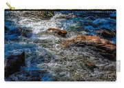 Rapids On The Gore Carry-all Pouch