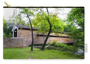 Rapps Covered Bridge Over French Creek Carry-all Pouch