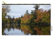 Raquette River Reflections Carry-all Pouch