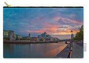 Rare Irish Sunset Carry-all Pouch