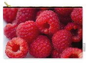 Raspberry Red Carry-all Pouch