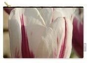 Raspberry Vanilla Tulip Carry-all Pouch