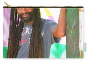 Rasta Man Carry-all Pouch