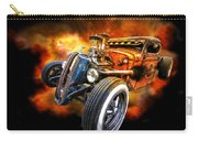 Rat Rod Explosion Carry-all Pouch
