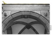 Rathaus Arch Bw Cologne Germany Carry-all Pouch