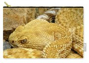Rattler's Repose Carry-all Pouch