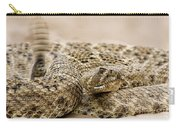 Rattlesnake 1 Carry-all Pouch