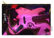 Raunchy Guitar Carry-all Pouch by Bob Christopher