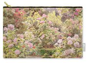 Raundscliffe - Everywhere Are Roses Carry-all Pouch