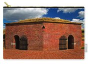Ravelin Magazine At Fort Mchenry Carry-all Pouch