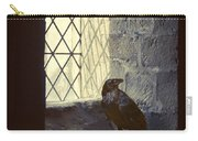 Raven By Window Carry-all Pouch