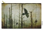 Ravens Of The Mist Artistic Expression Carry-all Pouch