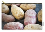 Raw Potatoes Carry-all Pouch