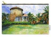 Rawlin's Plantation Inn St. Kitts Carry-all Pouch