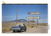 Rawlins Wyoming - Grandma's Cafe Carry-all Pouch