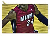 Ray Allen Portrait Carry-all Pouch