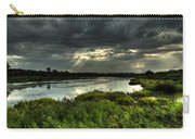 Lake Worth Sunlight Carry-all Pouch